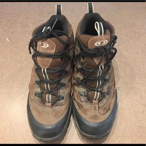 Salomon Men's Hiking Boots Size 10